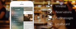 restaurant push notification app
